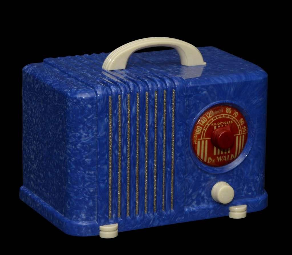 dewald 407 blue